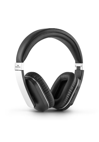 Auna Elegance Bluetooth - NFC - Kopfhörer Akku Freisprech Kunstleder »BTF8« kaufen