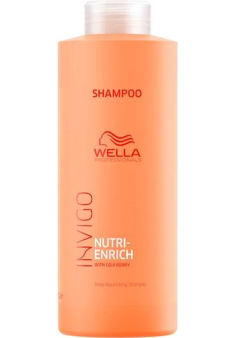 Wella Professionals Haarshampoo »Invigo Nutri-Enrich Deep Nourishing Shampoo«, nährend kaufen