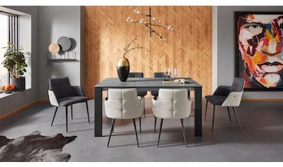 Places of Style Esstisch »Arbok«, mit praktischer Auszugsfunktion, ausziehbar auf 220 cm kaufen