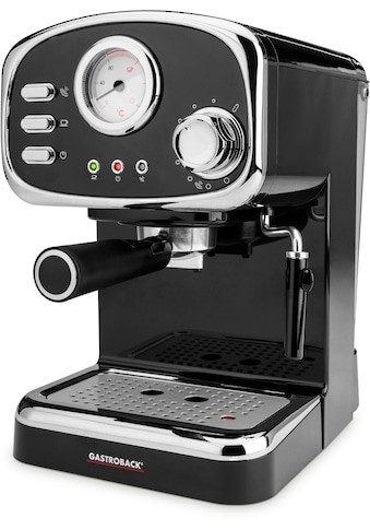 Gastroback Espressomaschine »42615 Design Basic« kaufen