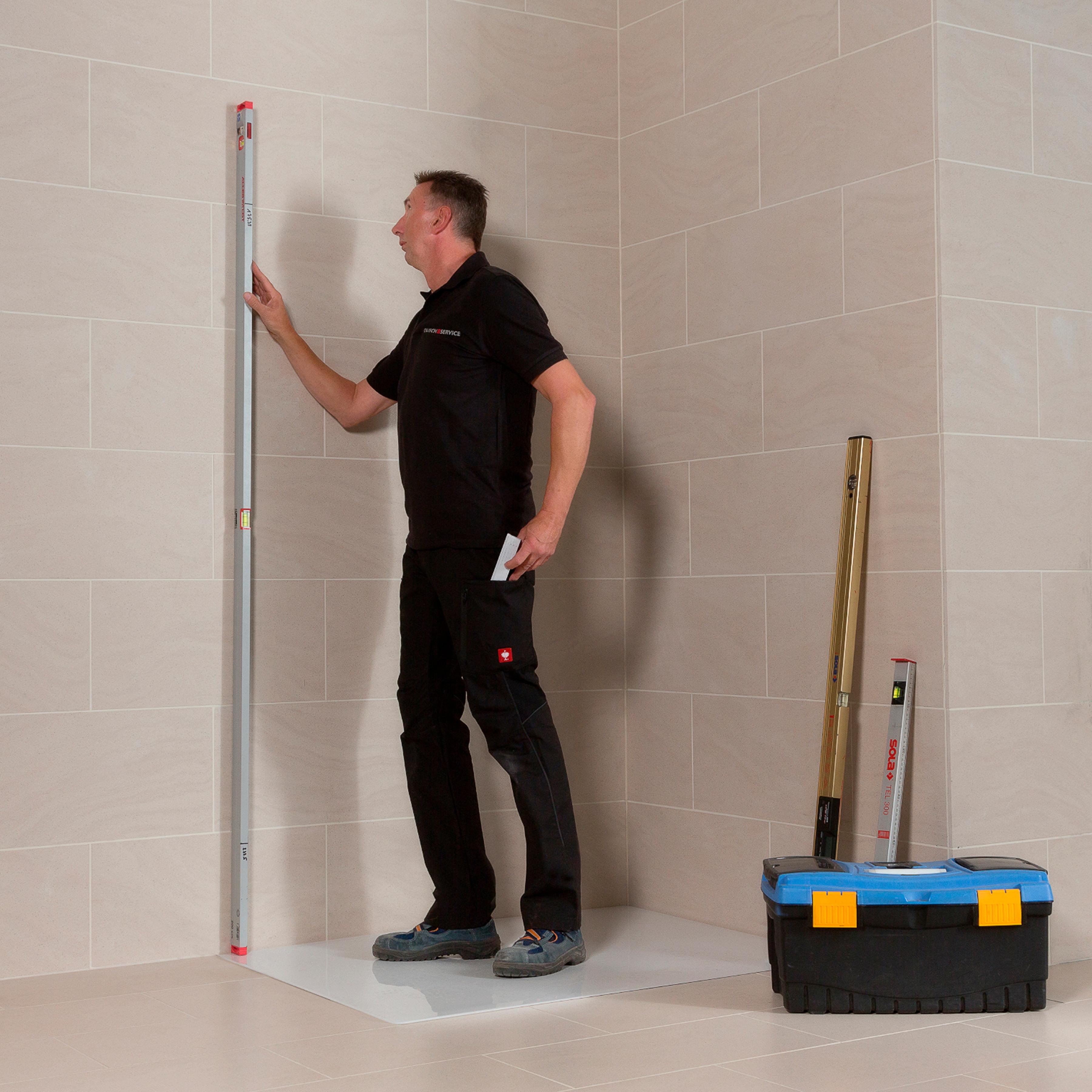 SCHULTE Aufbauservice, Montageservice für Schulte Duschen | Bad > Duschen > Duschen | Weiß | SCHULTE