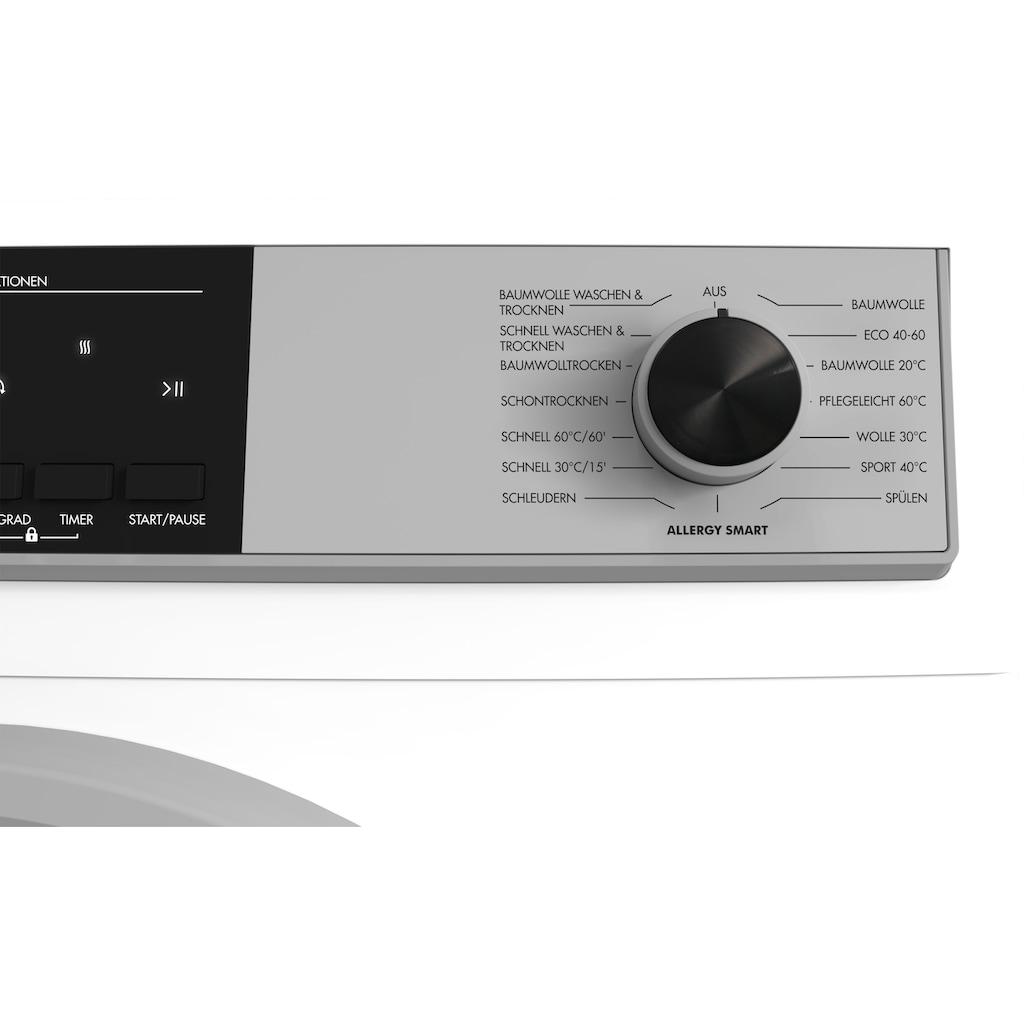 Sharp Waschtrockner »ES-HDB8147WD-DE«