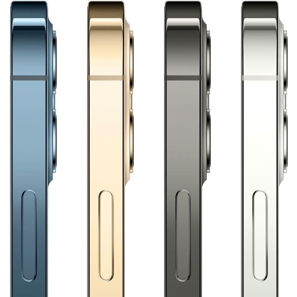 """Apple Smartphone »iPhone 12 Pro«, (15,5 cm/6,1 """", 512 GB Speicherplatz, 12 MP Kamera), ohne Strom Adapter und Kopfhörer, kompatibel mit AirPods, AirPods Pro, Earpods Kopfhörer"""