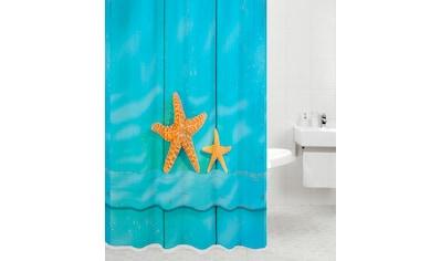 Sanilo Duschvorhang »Starfish«, Breite 180 cm kaufen
