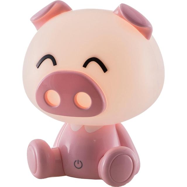 Nino Leuchten,LED Tischleuchte»Pig«,
