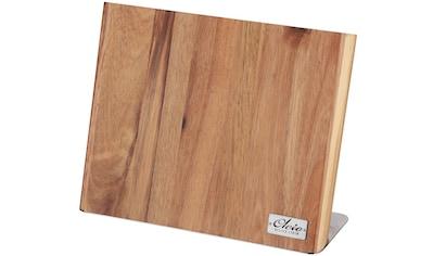 Oleio Magnet-Messerblock, Holz, magnetisch kaufen