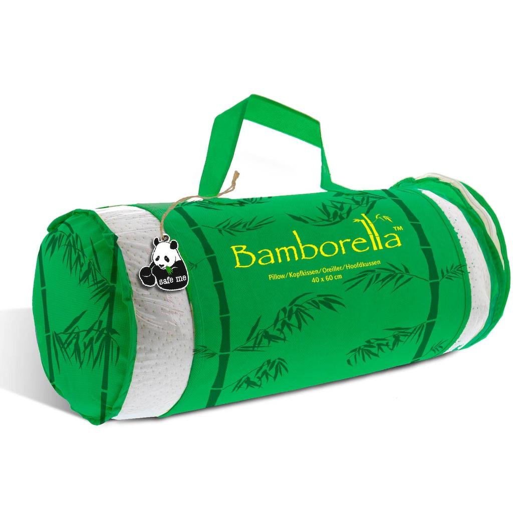 MPS TEXTILES Nackenstützkissen »Bamborella«, (1 St.), zum Relaxen und kuscheln