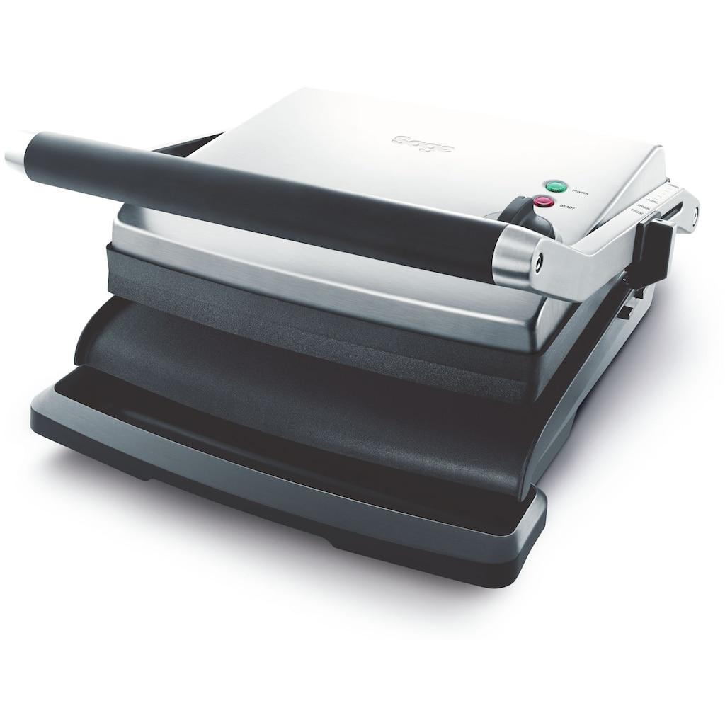Sage Kontaktgrill »the Adjusta Gril & Press, SGR250«, 2200 W