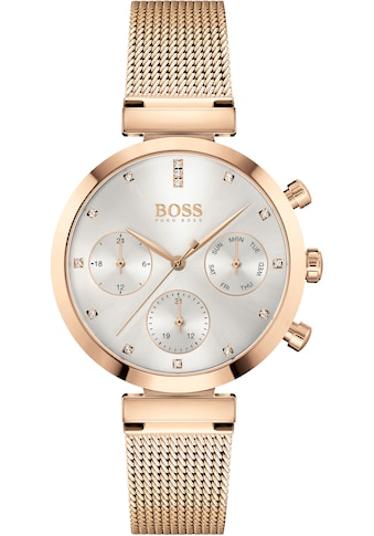 Boss Multifunktionsuhr »FLAWLESS, 1502553« kaufen