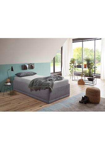Westfalia Schlafkomfort Polsterbett »Texel«, mit Zierkissen, Standardhöhe kaufen