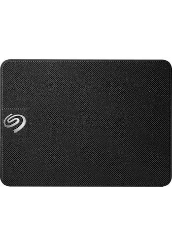 Seagate externe SSD »Expansion«, Inklusive 3 Jahre Rescue Data Recovery Services kaufen