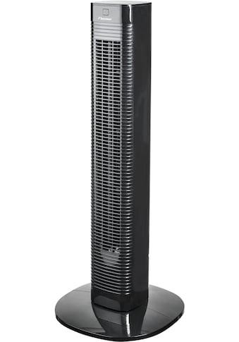 bestron Turmventilator »AFT80ZRC«, mit Schwenkfunktion und Timer, Höhe: 80 cm, 50 W,... kaufen