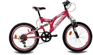 KCP Kinderfahrrad »Jett FSF«, 6 Gang Shimano Tourney RD - TZ500 - GS Schaltwerk, Kettenschaltung kaufen