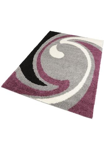 Hochflor - Teppich, »Tarragona«, my home, rechteckig, Höhe 30 mm, maschinell gewebt kaufen