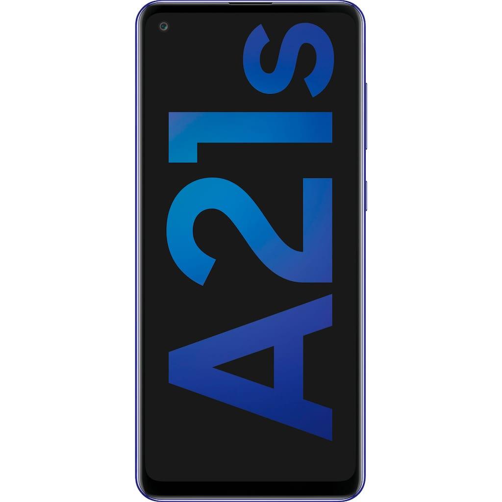 "Samsung Smartphone »Galaxy A21s«, (16,63 cm/6,5 "", 32 GB Speicherplatz, 48 MP Kamera)"