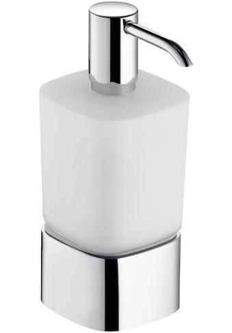 KEUCO Seifenspender »Elegance«, Tischmodell, Opalglas mattiert, 220 ml kaufen