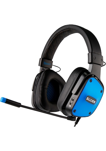 Sades Gaming-Headset »Dpower SA-722«, Kompatibel mit PS4, PS5, Xbox One, Xbox Series... kaufen