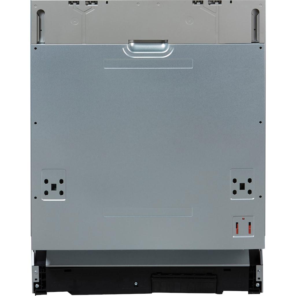 Amica vollintegrierbarer Geschirrspüler »EGSPV 593 900«, EGSPV 593 900-1, 13 Maßgedecke