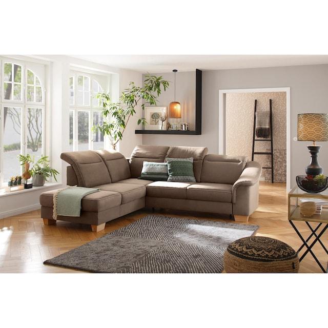 Premium collection by Home affaire Ecksofa »Empire«