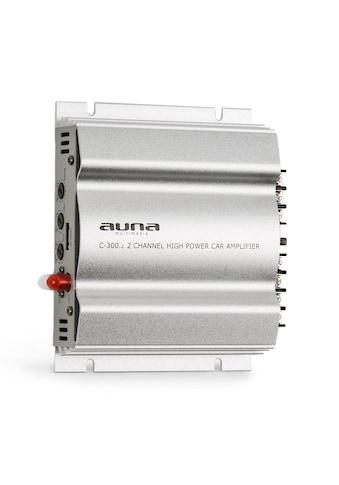 Auna 2-Kanal-Verstärker Auto-Endstufe 2x200Wmax. 2x100W kaufen