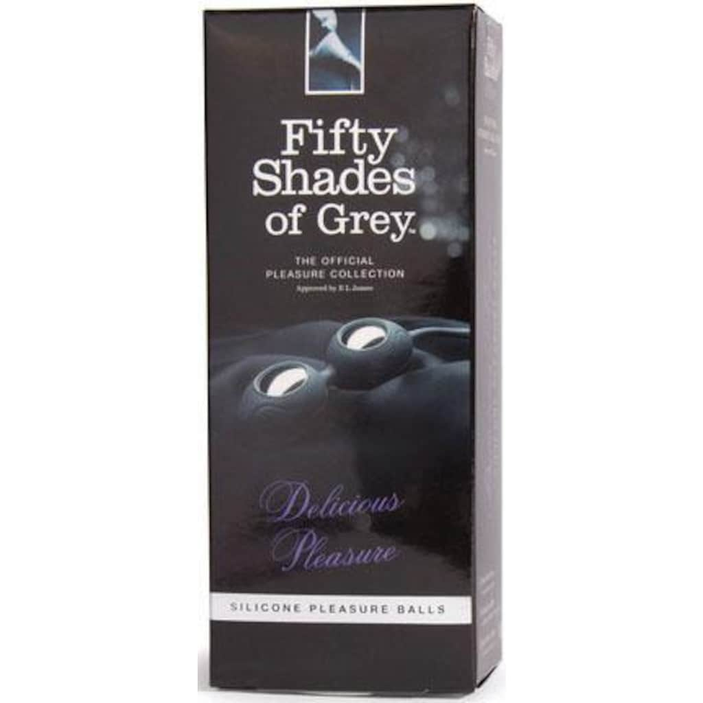 Fifty Shades of Grey Liebeskugeln »Delicious Pleasure, Pleasure Collection«