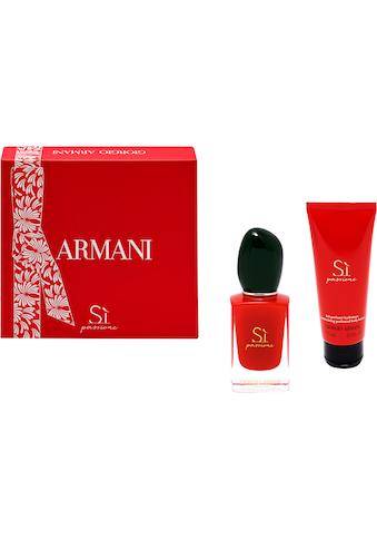 Giorgio Armani Duft-Set »Armani Si Passione«, (2 tlg.) kaufen