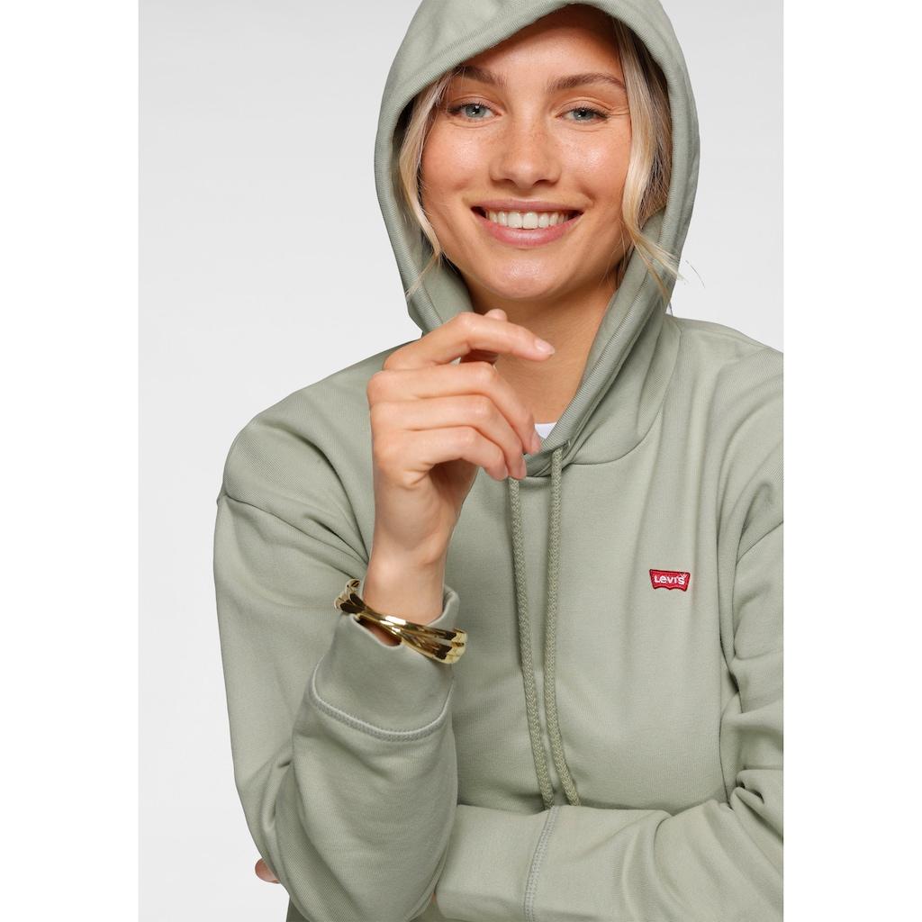 Levi's® Kapuzensweatshirt »Standart Hoodie«, mit Markenlogo