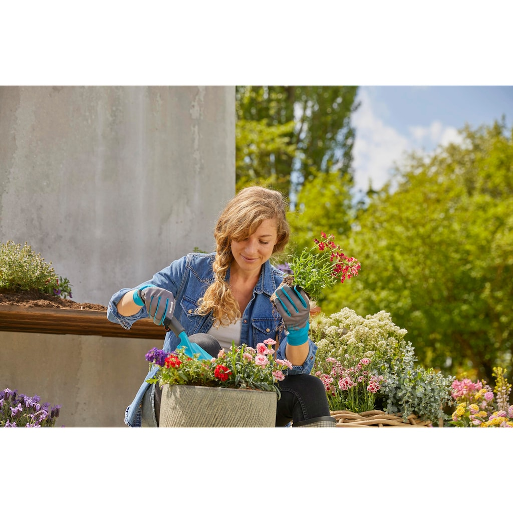 GARDENA Gartenhandschuhe »11502-20«, Garten- und Pflegehandschuhe, Größe: L