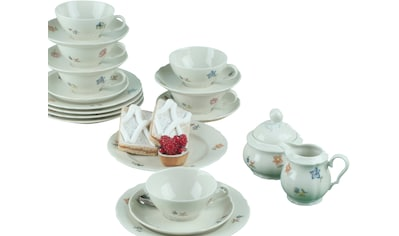 Seltmann Weiden Teeservice »Marieluise«, (Set, 20 tlg.), Mikrowellengeeignet kaufen