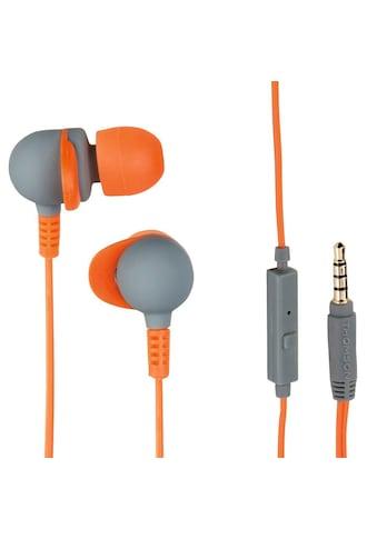 Thomson In - Ear Ohrhörer Kopfhörer Headset Sportkopfhörer »3,5mm Klinke 1,5m Kabel« kaufen