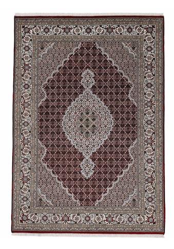 Woven Arts Orientteppich »Orientteppich Tabriz Mahi«, rechteckig, 15 mm Höhe,... kaufen