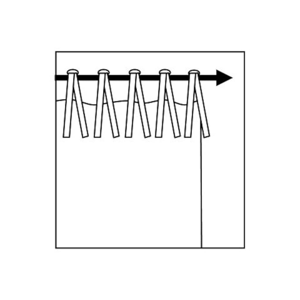 Kutti Raffrollo, mit Bindebänder