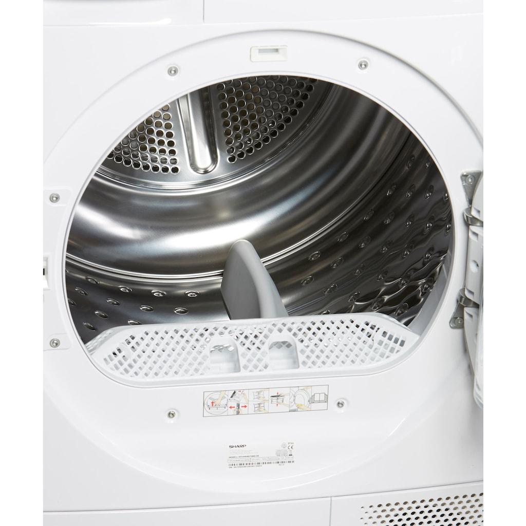 Sharp Wärmepumpentrockner »KD-HHH8S7GW2-DE«