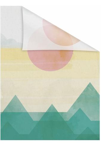 LICHTBLICK ORIGINAL Fensterfolie »Horizont«, 1 St., blickdicht,... kaufen