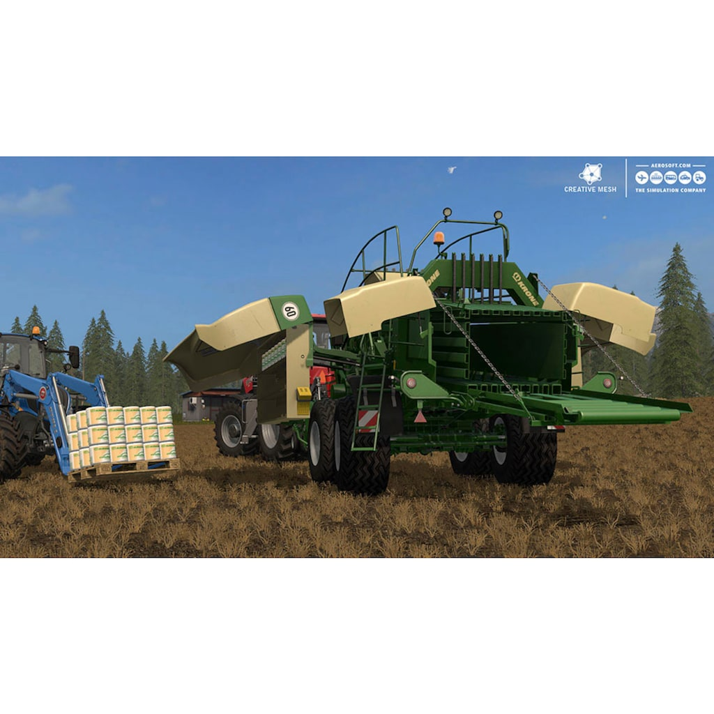 aerosoft Spiel »Aerosoft Selection - LS17 Add-on Strohbergung«, PC