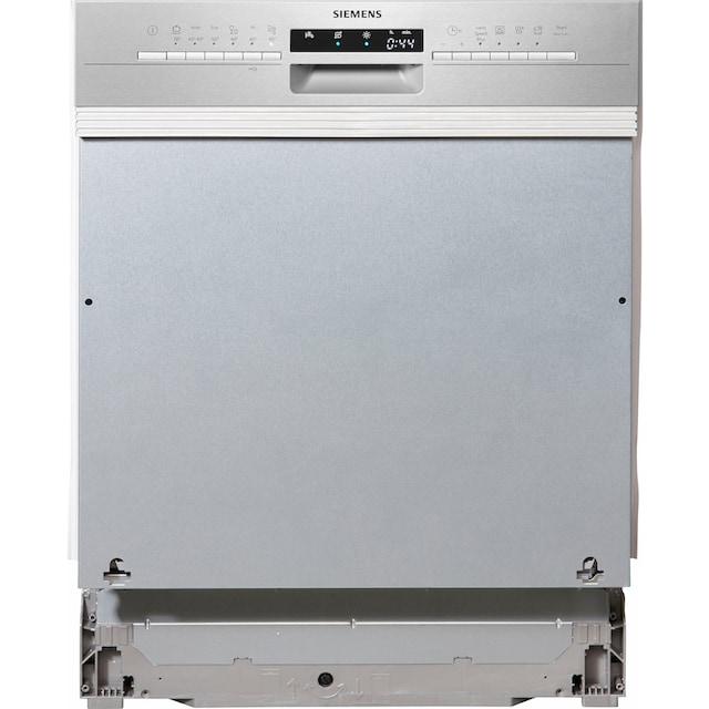 SIEMENS teilintegrierbarer Geschirrspüler iQ300, 9,5 Liter, 13 Maßgedecke