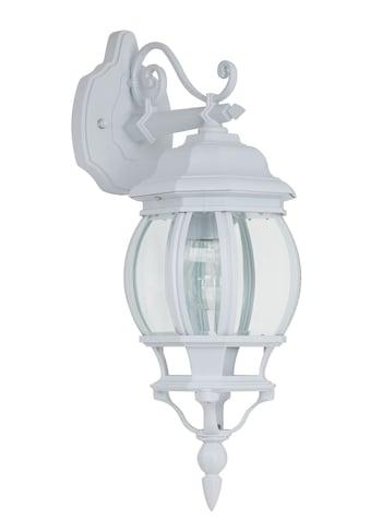 Brilliant Leuchten Außen-Wandleuchte »Istria«, E27, 1 St., Außenwandlampe hängend weiß kaufen