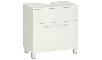 WELLTIME Waschbeckenunterschrank »Gusto«, Breite 60 cm kaufen