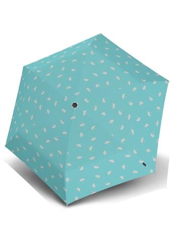 Knirps® Taschenregenschirm »US.050 Ultra Light Slim Manual, umbrella aqua« kaufen