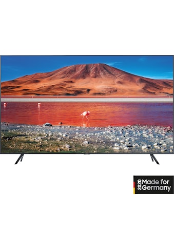 Samsung GU43TU7199 LED - Fernseher (108 cm / (43 Zoll), 4K Ultra HD, Smart - TV kaufen