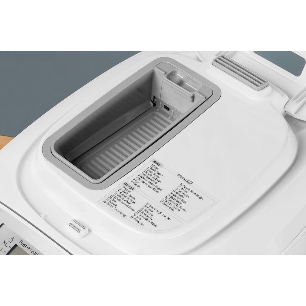 Panasonic Brotbackautomat »SD-2511WXE«, 30 Programme, 550 W