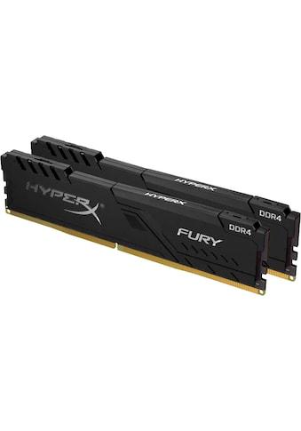 HyperX PC-Arbeitsspeicher »Fury DDR4 2666MHz 16GB (2x 8GB)« kaufen