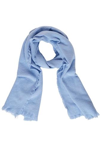 STREET ONE Modeschal, Softer Schal in Unifarbe kaufen