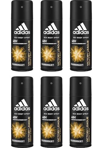 adidas Performance Deo-Spray »Victory League«, (Spar-Set), für Männer kaufen