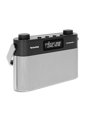 TechniSat Portables Digitalradio mit Tragegriff (DAB+, UKW, Sprachansagen) kaufen