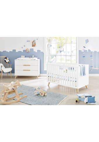 Pinolino® Babymöbel-Set »Move«, (Spar-Set, 2 St.), breit; Made in Europe; mit... kaufen
