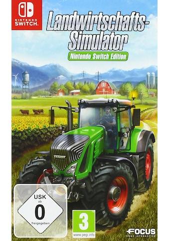 Focus Spiel »Landwirtschafts-Simulator«, Nintendo Switch kaufen