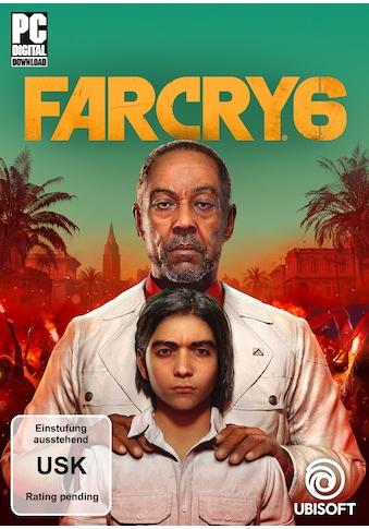 UBISOFT Spiel »Far Cry 6«, PC kaufen