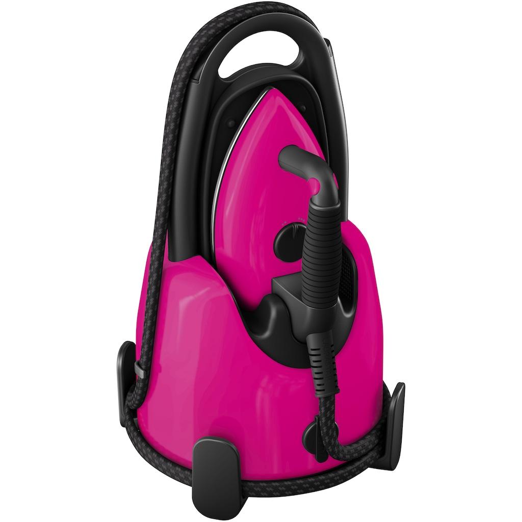 LAURASTAR Dampfbügelstation »LIFT PLUS«, Pinky Pop