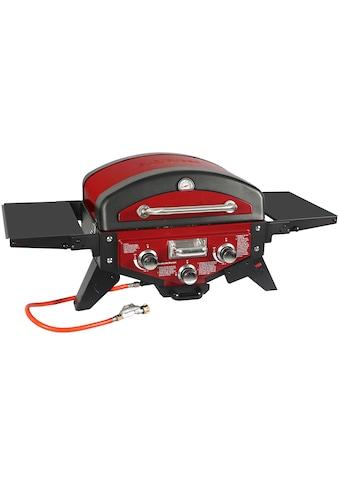 El Fuego Gasgrill »Medison rot«, BxTxH: 118,5x38x52 cm kaufen
